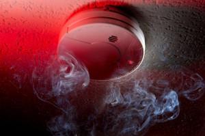 iStock smoke detector
